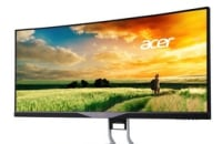 Acer rolls out a curved, super-wide display with AMD's gaming tech