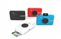 Polaroid's latest instamatic doesn't use ink to print photos