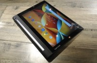 Lenovo's Yoga Tab 3 Pro can project a 70-inch image on your wall