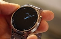 The new Moto 360 comes in two sizes, ships later this month for $299