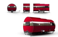 Seven tiny mobile homes