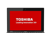 Toshiba's latest laptop does convertibility on the cheap