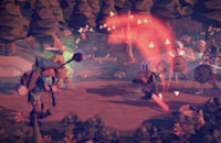 'For the King' is a hard, cute co-op game that needs your help