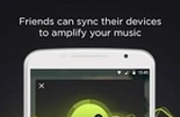 AmpMe daisy-chains a bunch of phones to create a multi-speaker setup