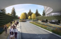 Apple's reportedly getting a second 'Spaceship' campus