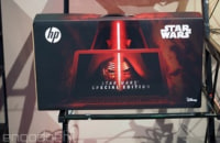 HP's dorky 'Star Wars' laptop is impressive in its attention to detail