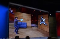 Microsoft demos 'Project XRay' mixed reality game for HoloLens