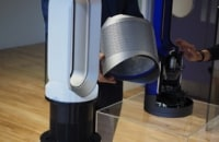 Dyson's latest bladeless fan keeps the air pure and your toes warm