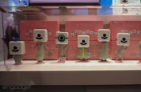 OMRON's Family Eye home camera is both cute and powerful