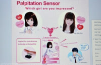 This sensor knows if you like anime a little too much