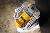 Dyson's big, heavy, complicated robot vacuum that never was