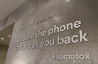 Motorola is opening a retail store in Chicago this weekend
