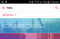 Apple Music on Android is near-identical to iOS, for better or worse
