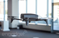 Parrot's Bebop 2 drone doubles flight time to 25 minutes