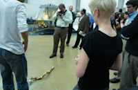 Butlers, lunar rovers, snakes and airboats: the best of Carnegie Mellon's Robotics Institute