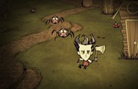 Don't Starve Together is for people who 'just want to watch their friends burn'