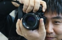 Fujifilm's dial-filled X-T1 is a manual shooter's dream (hands-on)