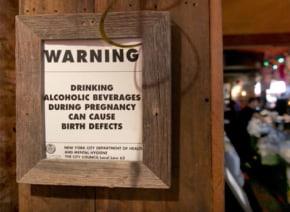 妊婦にも酒を出せ!?ニューヨーク市が妊婦に事実上のアルコール解禁【動画】