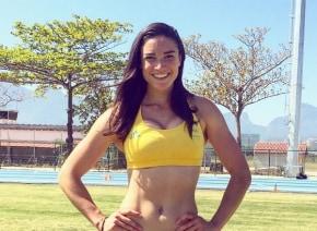 【リオ五輪】可愛すぎると話題のオーストラリアのハードル選手、インスタグラムに投稿したある写真が話題に