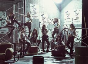少女時代、超絶ダンスナンバー「Catch Me If You Can」の詳細を発表!MVにも注目