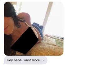 自分のセクシー写真を恋人と間違えて教え子に送ってしまった女教師が話題に【動画】