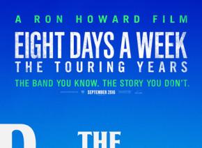 ロン・ハワード監督のビートルズ公式ドキュメンタリー映画、特報解禁!伝説のライブ映像も