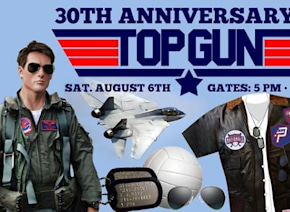 米マイナーリーグで『トップガン』30周年記念イベントが開催!趣向を凝らしたフライトジャケット風のユニフォームも