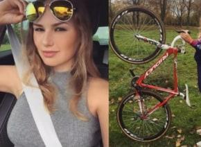 オランダのゴージャスな美女サイクリストが大人気! 「世界一美しいアスリート」と絶賛の声