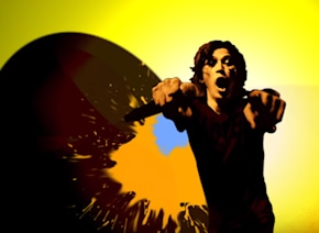 稲葉浩志、あのCMでお馴染みの新曲「YELLOW」リリース! カッコ良すぎるショートMVも公開
