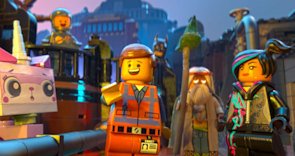 Everything Is Awesome in This 'Lego Movie' TV Ad (VIDEO)
