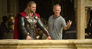'Thor: The Dark World' End Credits Scene Leaves Director Alan Taylor Unhappy