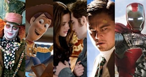 'Alice in Wonderland' Leads AOL's Top 10 Movie Searches of 2010