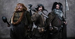 Another New Image of the Dwarves From 'The Hobbit'