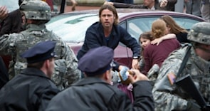 'World War Z' Trailer: Brad Pitt Fights Zombies (VIDEO)