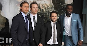 'Pacific Rim' European Premiere: Charlie Hunnam, Idris Elba Invade London (PHOTOS)