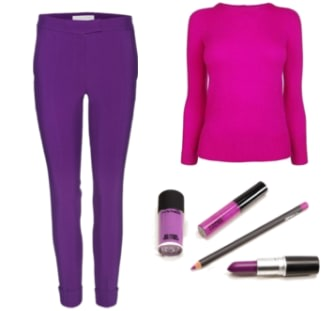Spring Fashion 2014: The Best Colour Combinations To Try This Year