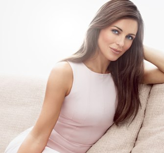 Elizabeth Hurley explains the importance of Breast Cancer Awareness Month