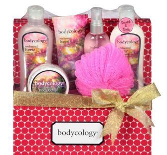 Giveaway: Bodycology holiday bath & body gift sets