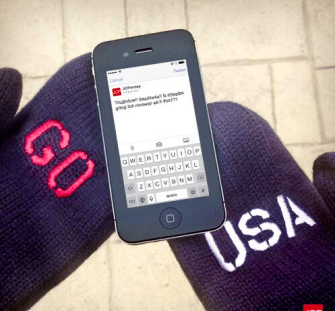 JCPenney garners a lot of attention for 'tweeting with mittens'