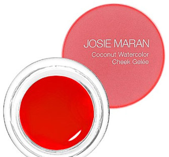 Beauty review: Josie Maran Coconut Watercolor Cheek Gelée