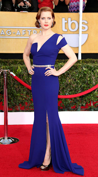 Amy Adams' 16 most gorgeous red carpet gowns