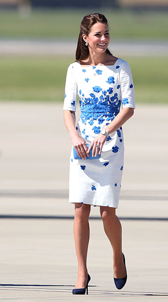 Kate Middleton's Australia tour wardrobe cost over $65,000