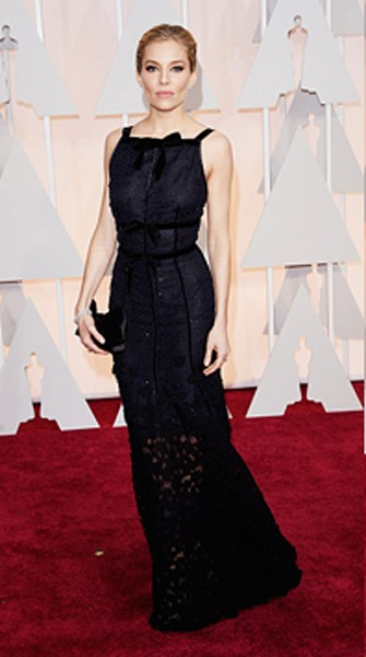 All the red carpet arrivals from the 2015 Oscars