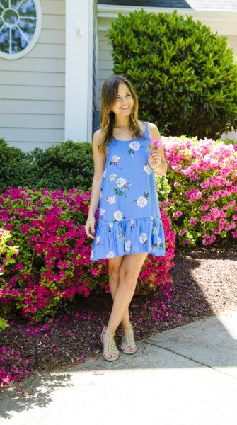 Street style tip of the day: Garden party