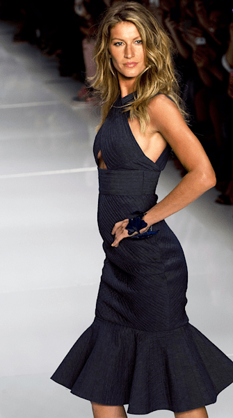 Gisele got audited because of her spot on the Forbes highest-paid models list
