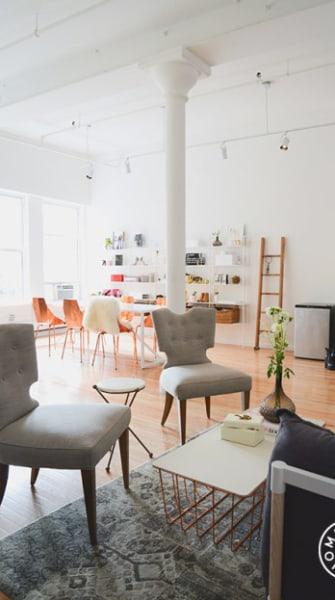 Get a sneak peak inside Man Repeller's new NYC office