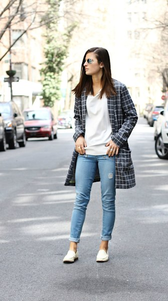 Street style tip of the day: Checkered perfection