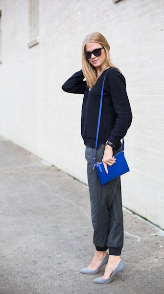The trend report: Comfy chic