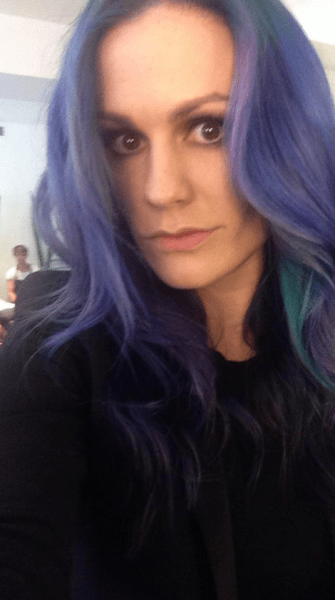 Rainbow-haired celebs: The latest bold and bright trends