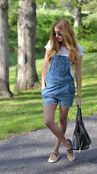 The trend report: Overalls are back in a big way